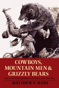 Cowboys, Mountain Men and Grizzly Bears Cover