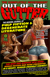 Out of the Gutter Magazine cover